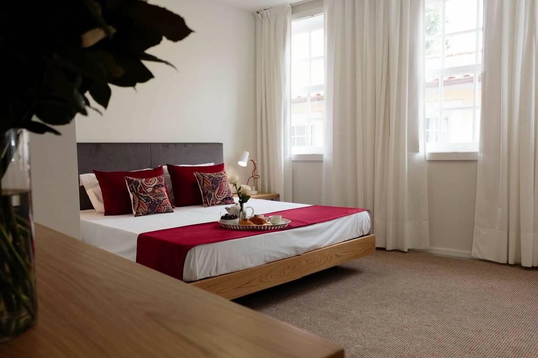 Perspectiva Hotéis escandinavos por Alma Braguesa Furniture Escandinavo