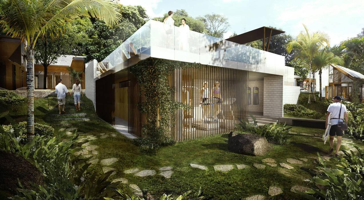 SUPERFICIES Estudio de arquitectura y construccion บ้านและที่อยู่อาศัย