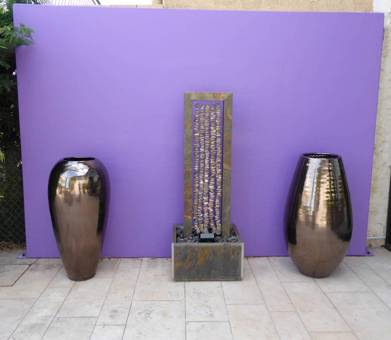 Une décoration pour donner du charme Jardin moderne par Berger Jardins Moderne