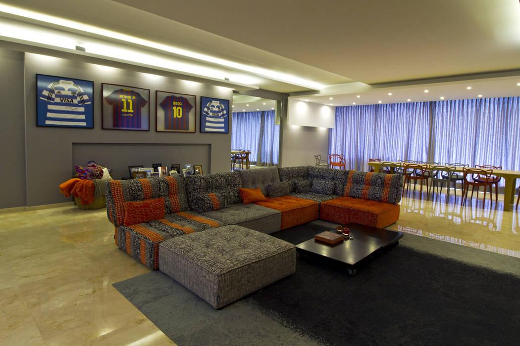 DIN Interiorismo Modern Living Room