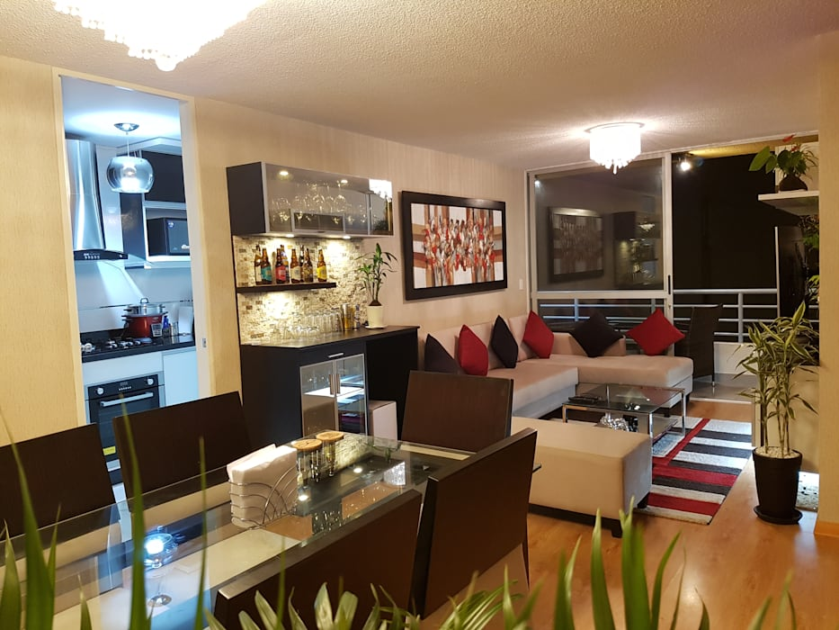 Multimedia room by Raúl Zamora,