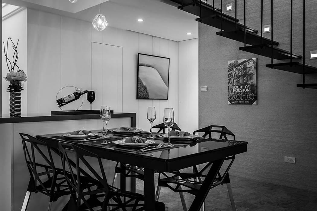 餐廳:  餐廳 by 你你空間設計