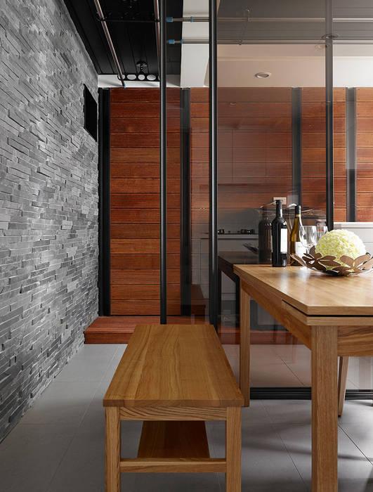 大集國際室內裝修設計工程有限公司 ห้องทานข้าว