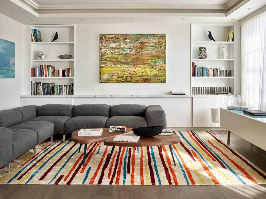 Living Room โดย Morph Interior Ltd โมเดิร์น