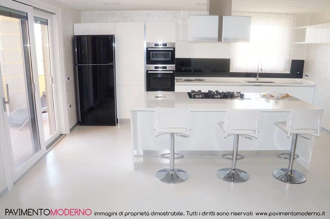 Pavimento bianco moderno classico moderno pavimento verde - Pavimento interno moderno ...