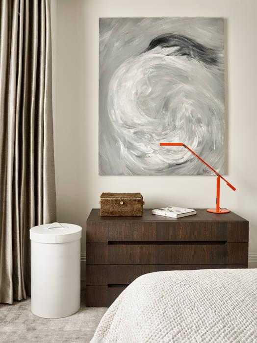 Master Bedroom Cuartos de estilo moderno de Morph Interior Ltd Moderno