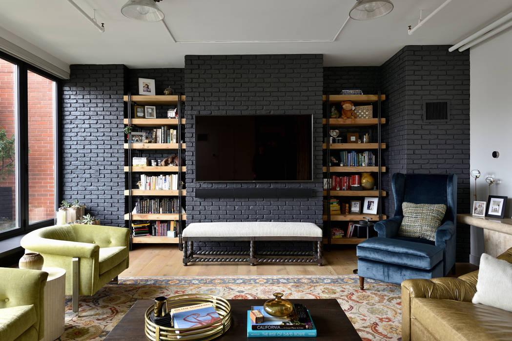 KBR Design and Build Ruang Keluarga Modern