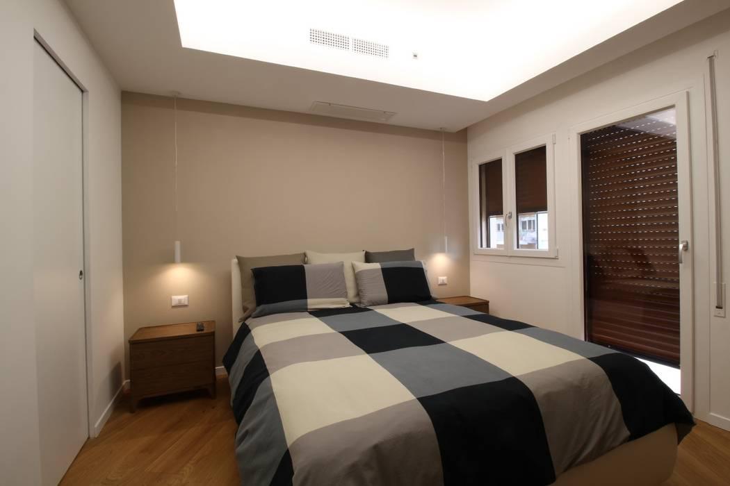Giuseppe Rappa & Angelo M. Castiglione ห้องนอน White