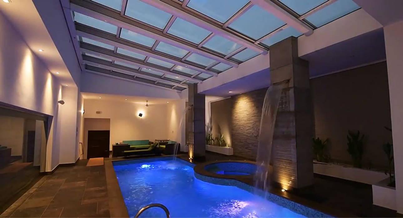 modern Pool by AIRCLOS