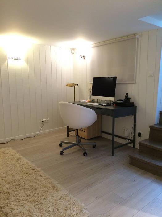 Espace Bureau: Bureau de style  par Nuance d'intérieur