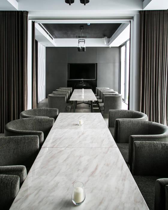 Beluga Restaurant& Bar vip包廂 原形空間設計 酒吧&夜店