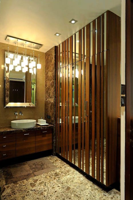 Baños de estilo  de Midas Dezign, Moderno