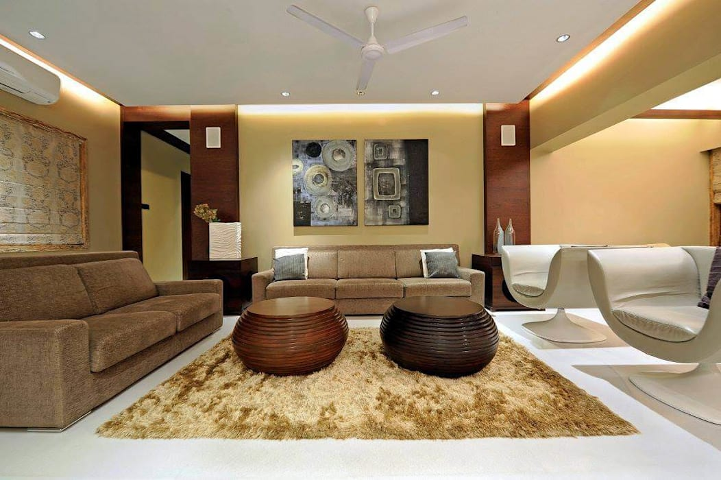 Dormitorios de estilo  de Midas Dezign, Moderno