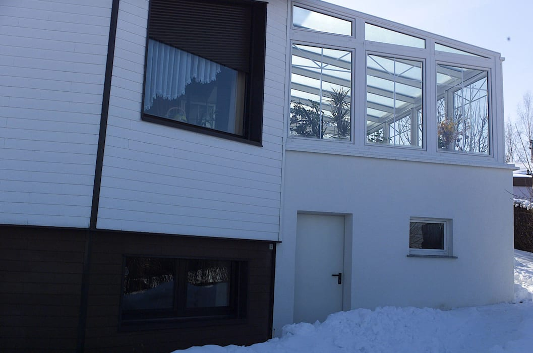 wintergarten mit kunststoff fenster und aluminiumdachkonstruktion wintergarten von schmidinger wintergarten fenster verglasungen