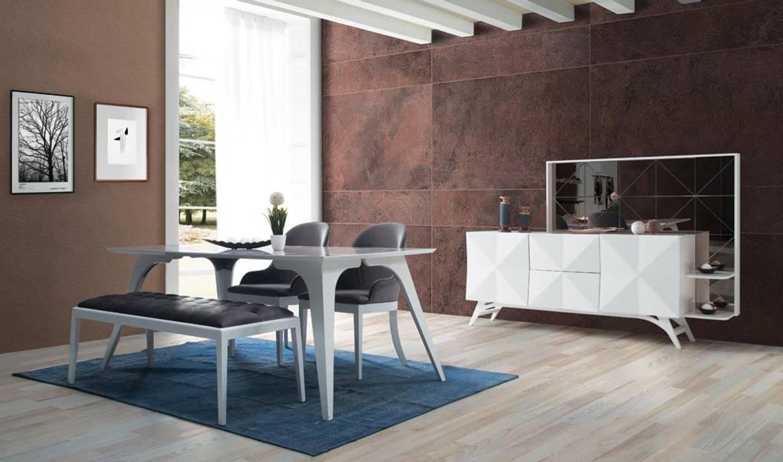 Modern Dining Room By Yildiz Mobi Lya Homify
