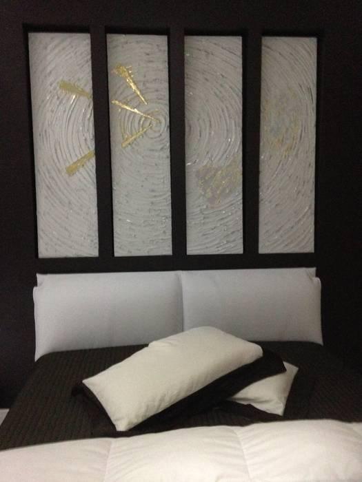 Creazioni artistiche personalizzate: camera da letto in stile di ...