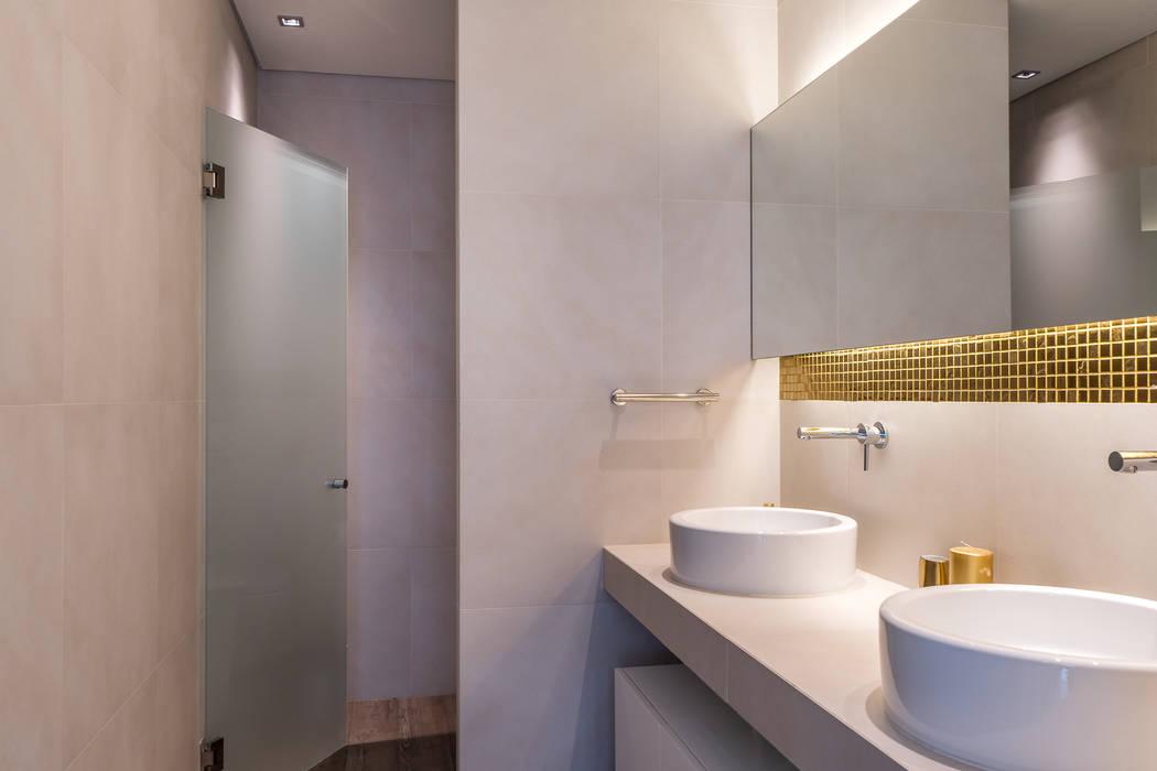 casa de banho Casas de banho modernas por Zenaida Lima Fotografia Moderno