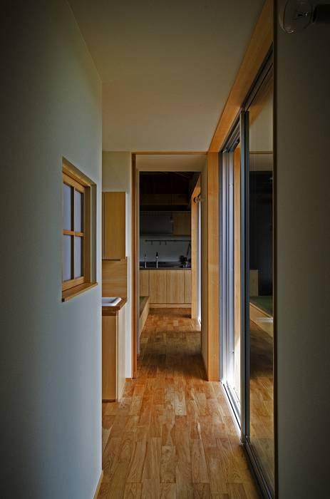 tpes 岡本和樹建築設計事務所 モダンスタイルの お風呂
