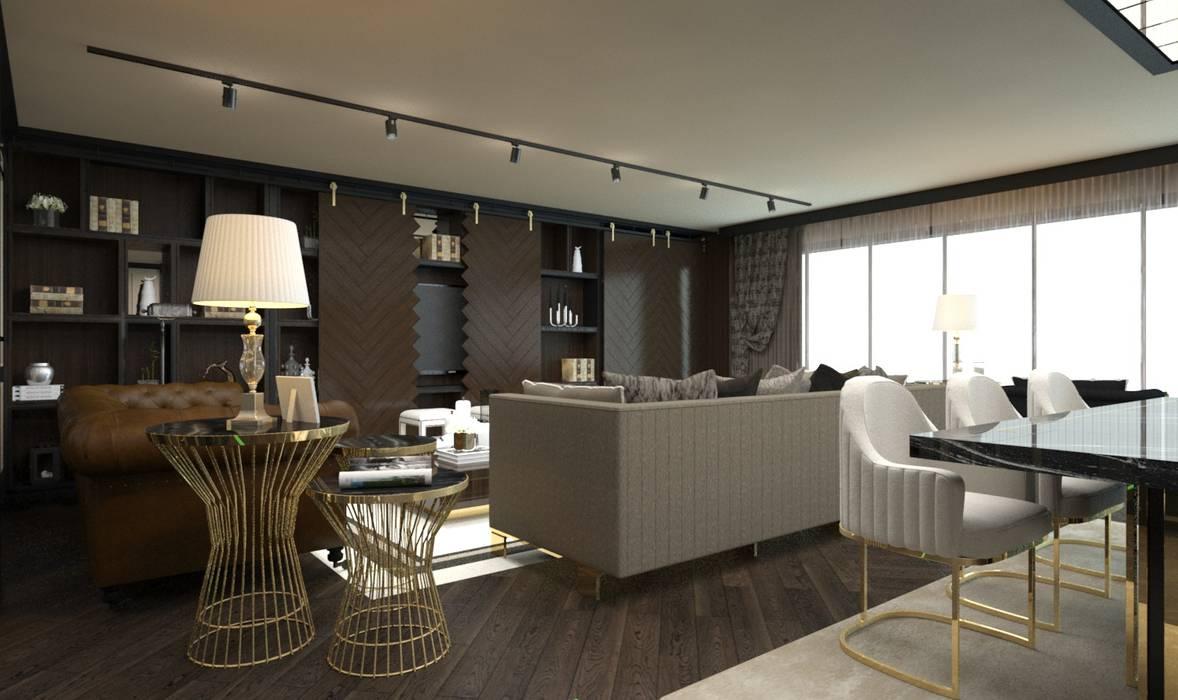 Ceren Torun Yiğit Living roomSofas & armchairs