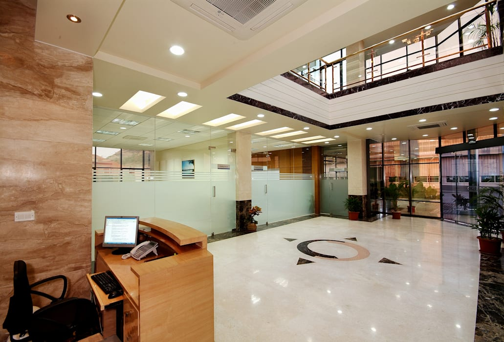 by Artek-Architects & Interior Designers Modern Marble