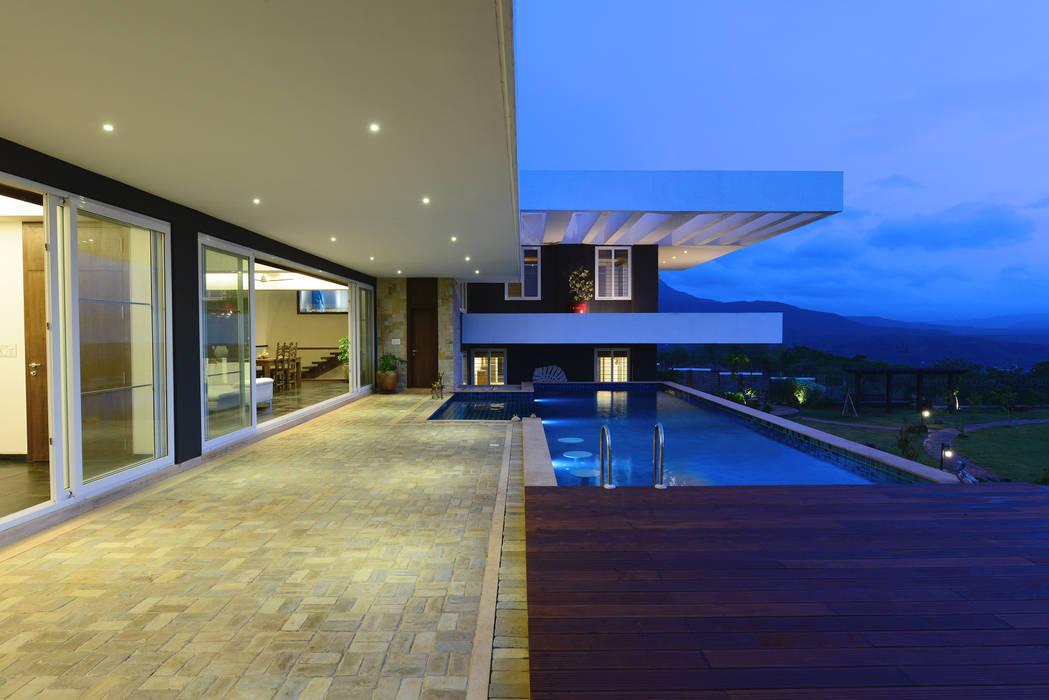 11 K-Waks Modern houses by Studio K-7 Designs Pvt. Ltd Modern Wood Wood effect