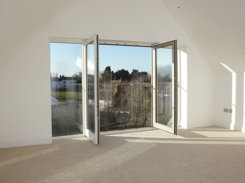 White Gates:  Windows  by Simplicity Timber Solutions Ltd