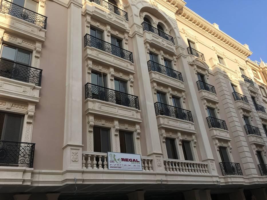 مشروع سكني - جدة :  منازل تنفيذ Regal decor