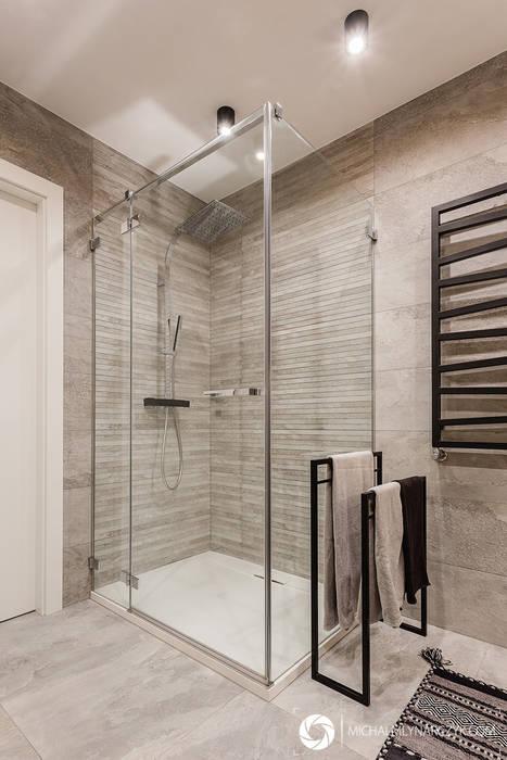 Salle de bain moderne par Michał Młynarczyk Fotograf Wnętrz Moderne