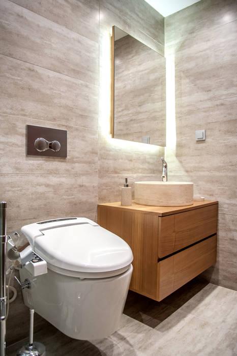 Modern bathroom by Este Mimarlık Tasarım Uygulama San. ve Tic. Ltd. Şti. Modern