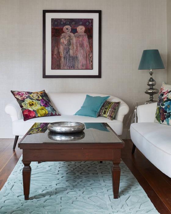 Chelsea Town house Jam Space Ltd Living room