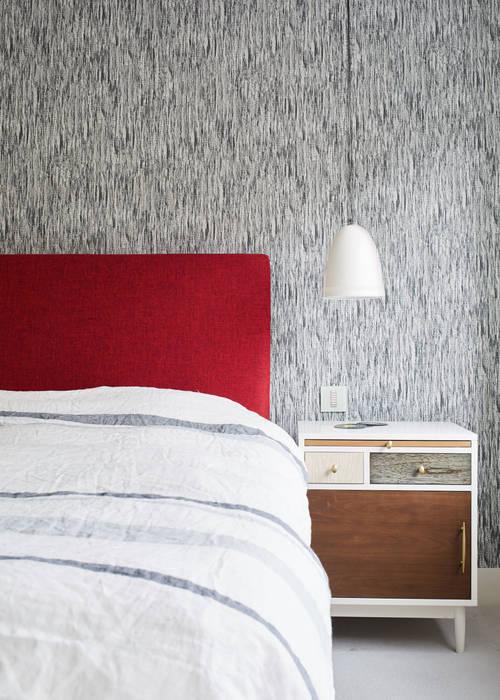 Teenager's bedroom:  Bedroom by Jam Space Ltd