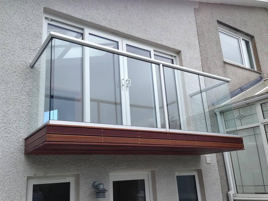 Riverside Drive, Stonehaven, Aberdeenshire Casas modernas por Roundhouse Architecture Ltd Moderno