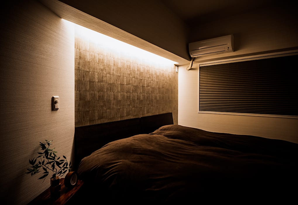 modern Bedroom by 株式会社seki.design