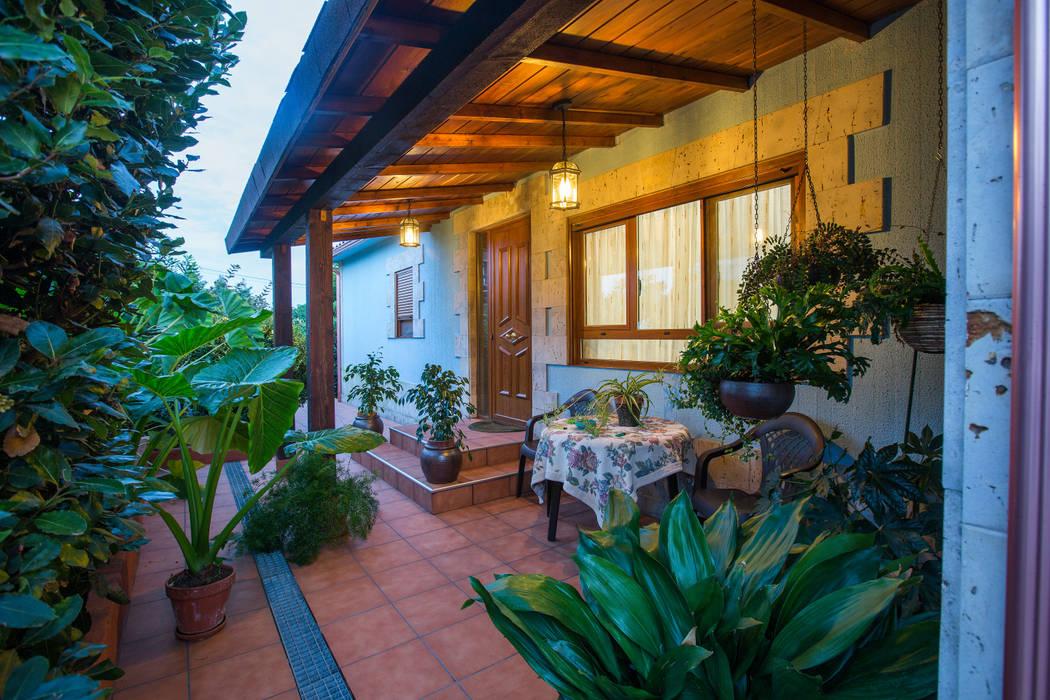 GRAN VILLA GRUPO EUROCASA MODULAR Casas de estilo clásico