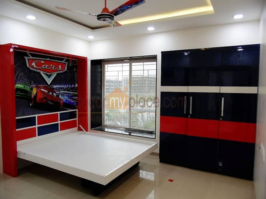 KOLTE PATIL 24 K PUNE decormyplace Modern kitchen