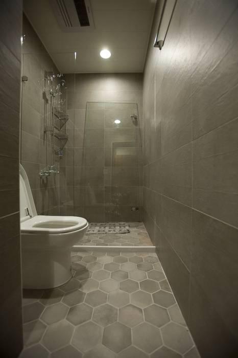 舊屋改造之單身男子宅 根據 坤儀室內裝修設計有限公司