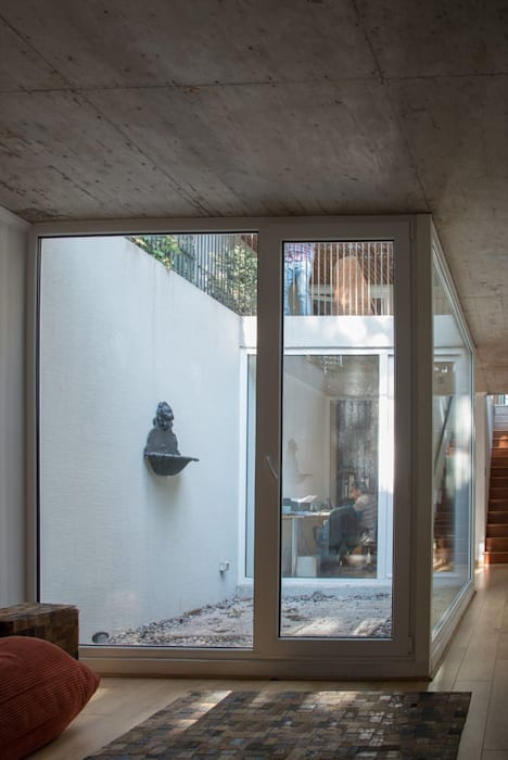 Study/office by Thomas Löwenstein arquitecto,