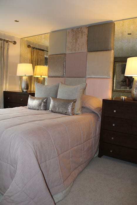 Bedroom Design: modern Bedroom by Amanda Jeffrey Interior Design