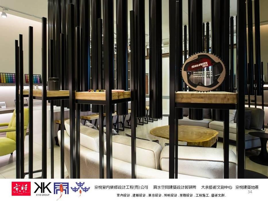 大道恆美 The Virtuous Way is Forever Beautifu l- 京悅設計 根據 京悅室內裝修設計工程(有)公司|真水空間建築設計居研所 現代風 玻璃