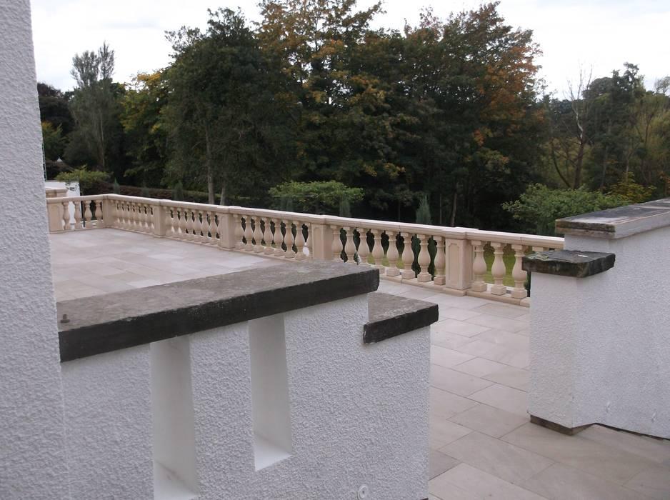 A Knutsford Garden:  Garden by Charlesworth Design