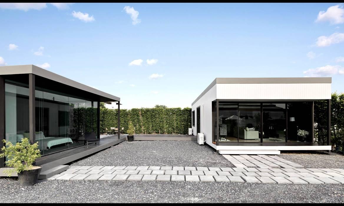 de estilo  por Mas Architects