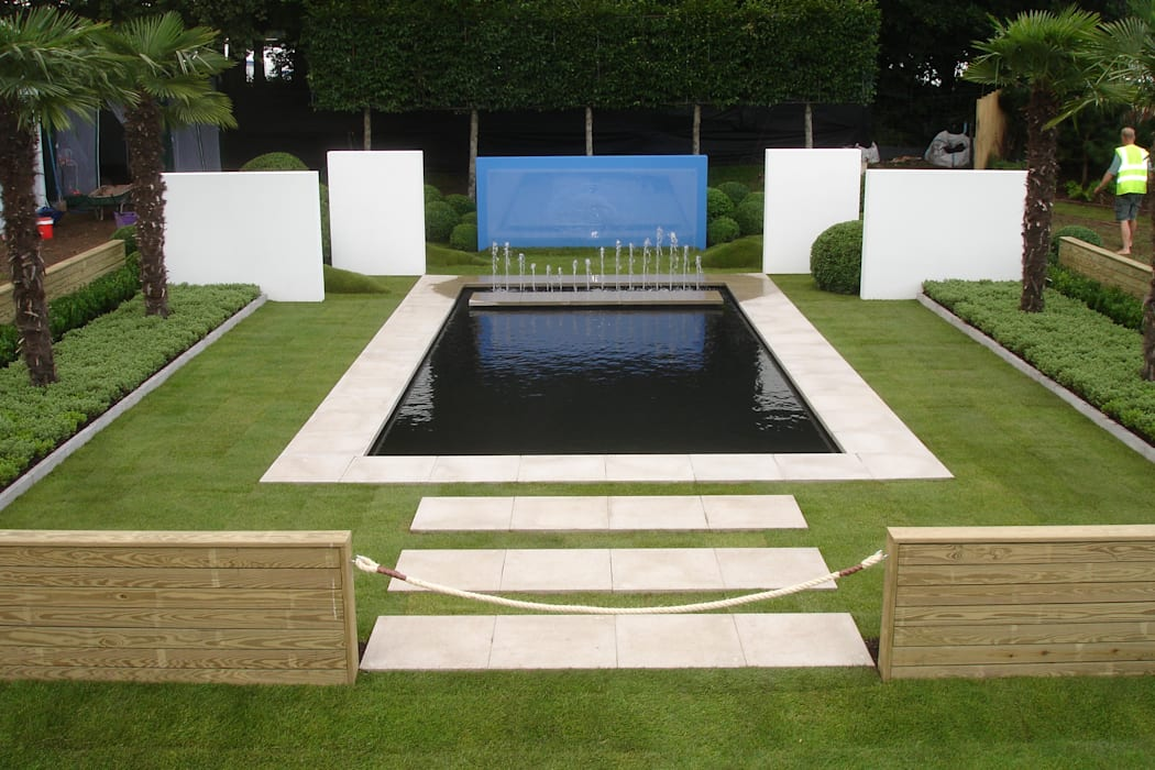 Brewin Dolphin Show Garden:  Event venues by Charlesworth Design
