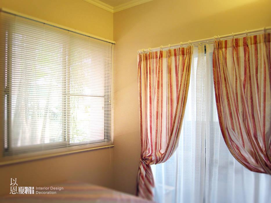 房間區:  臥室 by 以恩設計