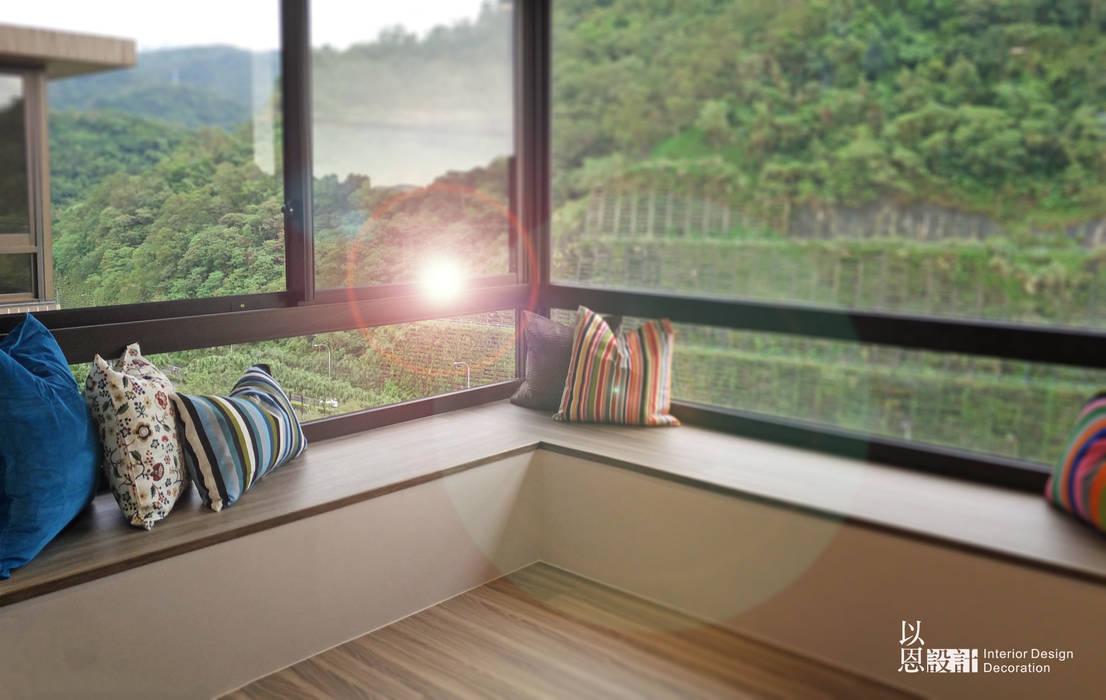 休閒臥榻區 根據 以恩設計 現代風