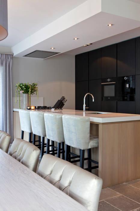 Mix landelijk modern Moderne keukens van Ilse Damhuis Stijlvol Wonen Modern
