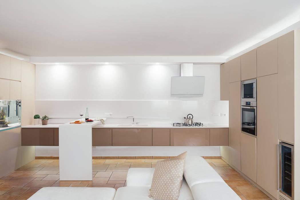 Dapur oleh manuarino architettura design comunicazione