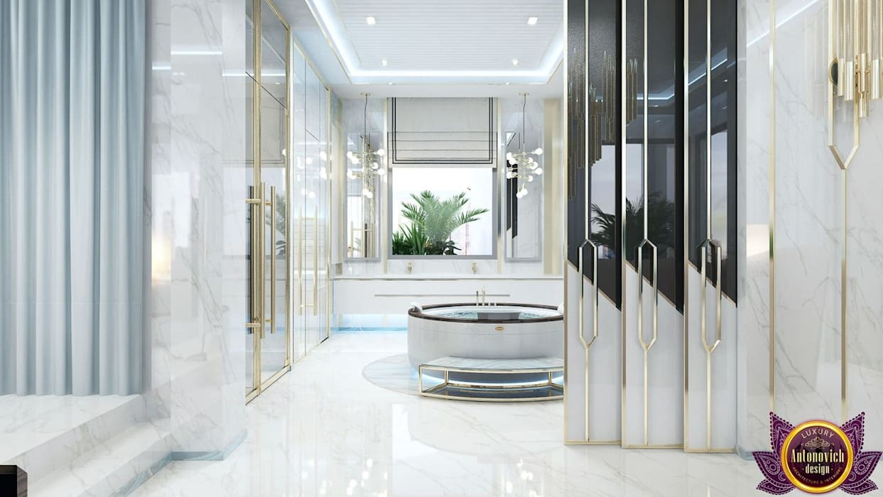 by Luxury Antonovich Design Scandinavian