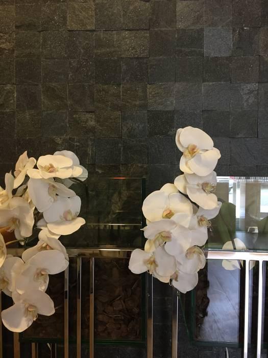 Showroom em Paços de Ferreira por Aprifer Eclético Pedra