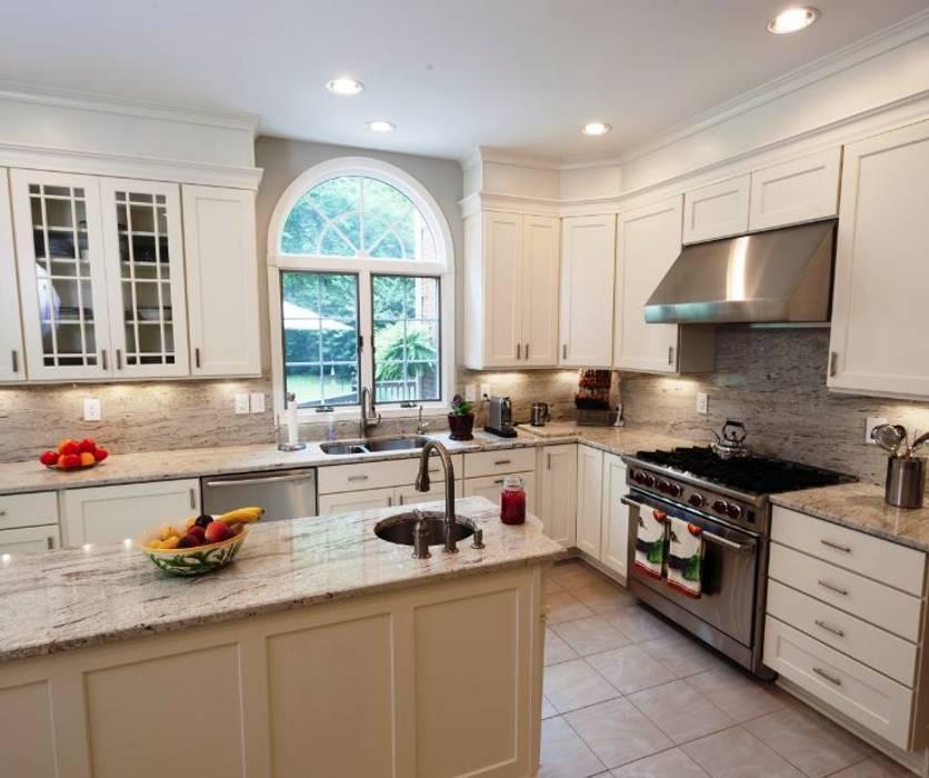 Kitchen by Lux Design Associates