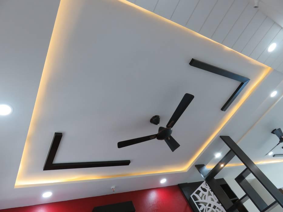 Moderne Wohnzimmer von Bluebell Interiors Modern